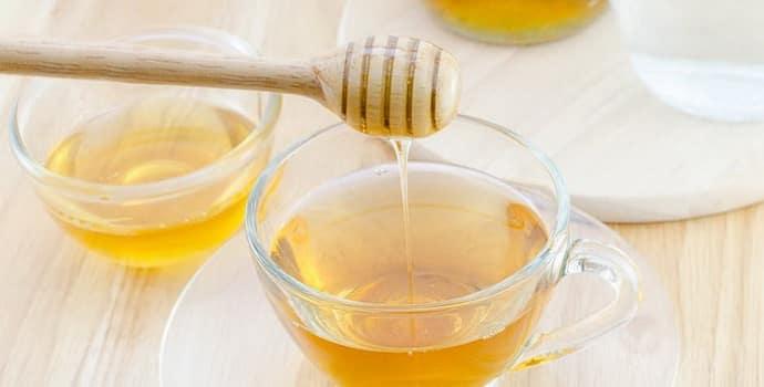 Мед с водой при колите