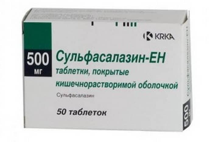 Медикаменты при колите