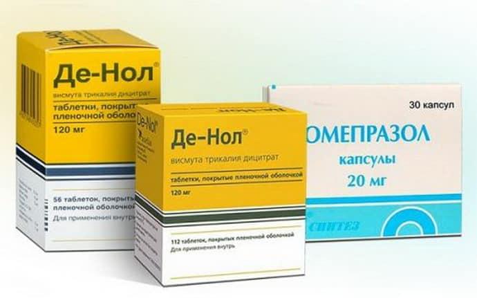 Лекарственные препараты при колите