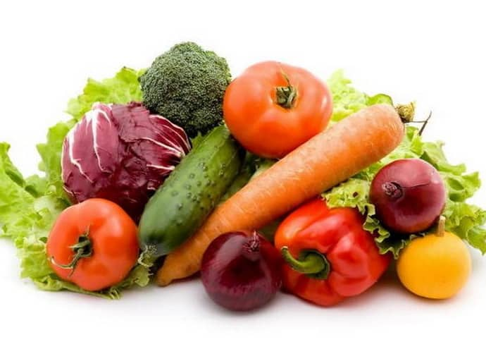 Овощи при энтероколите