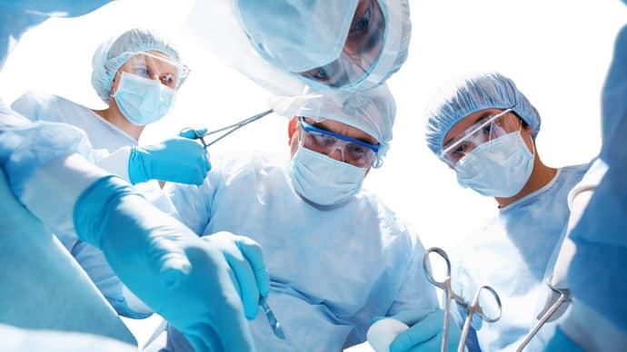 Операция при кишечной непроходимости