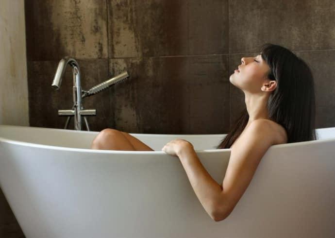 Лечебные ванны при паропрактите