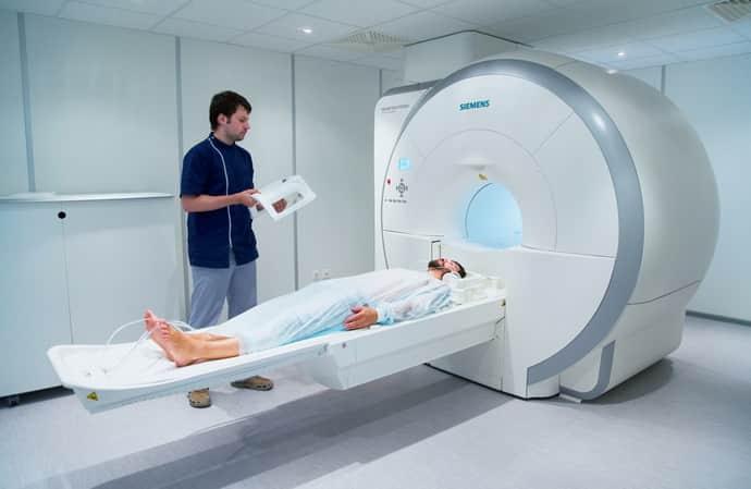 МРТ при парапроктите