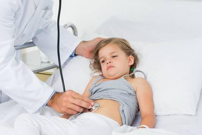 Диагностика псевдомембранозного колита у детей