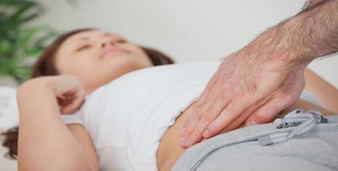 Какие заболевания позволяет диагностировать симптом щеткина блюмберга