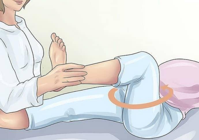 Симптом Кохера для определения аппендицита