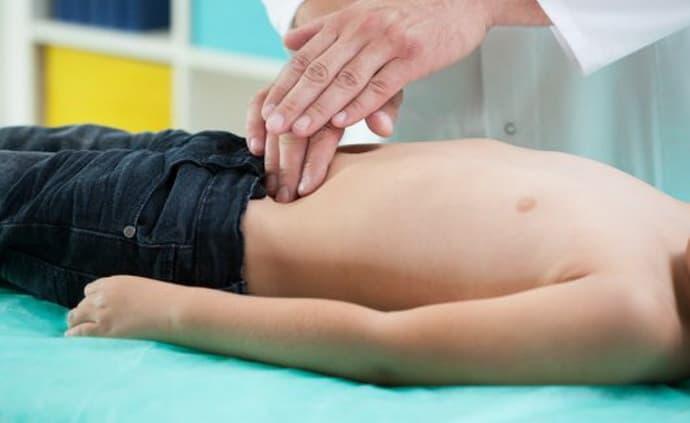 Боли при кишечной непроходимости у детей